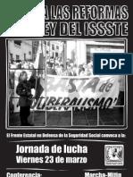 PosterMarchaISSSTE_02