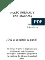 Parto Normal y Partograma-1