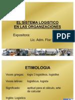 El Sistema Logistico en Las Organizaciones