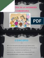 Historia de La Enfermeria Com Unit Aria.
