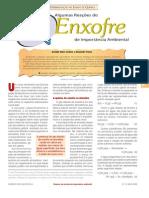 Reações do Enxofre - Importancia ambiental