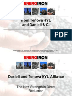 Energiron Dr Technology-july 2007