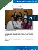 Boletin 215 Informe Misionero de Cartagena - Mayo 2011
