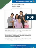 Boletin 216 Informe Misionero de Cucuta - Mayo 2011