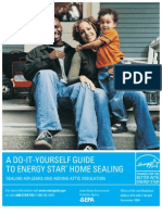 Energy Star Guide to Home Sealing