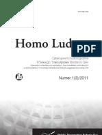 Homo Ludens 1(3)-2011