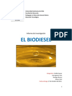 Informe Bio Disel