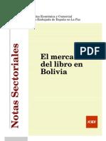 BoliviaSectorial Del Libro 2005[1]