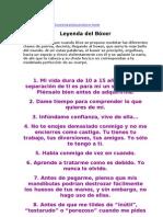 10 Ruegos Del Perro