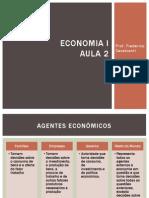 Economia I - Aula 2
