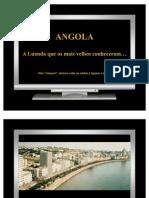 A Luanda Que Os Mais Velhos Conheceram