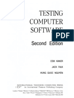 Testing Computer Software - Caner.folk.Nguen