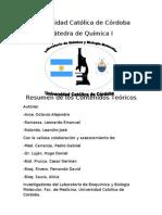 RESUMEN COMPLETO Quimica