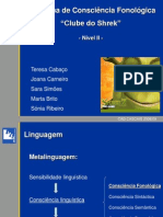Power point consciência fonológica