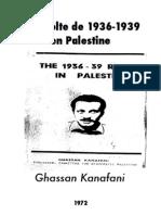 La Revuelta Palestina 1936-1939 GK Fr