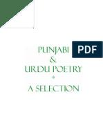 A Selection of Punjabi & Urdu Poetry