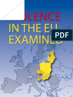 BOOK Violence in the EU Examined