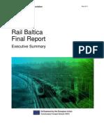 Rail Baltica Final Report Executive Summary 31-05-11 FINAL v2