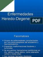 Enfermedades   Heredo-Degenerativas