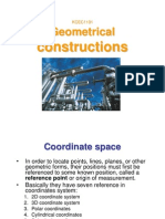 3- Geometrical Constructions (Part1)