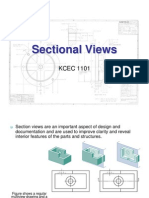 8- Sectional Views