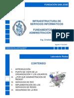 10 Fundamentos de la Administración de Redes
