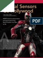 Inertial Sensors Go HW.edn 2010 IronMan Cover Story