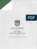 1964-65 Annual Report