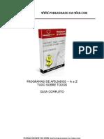 Programas de Afiliados - eBook