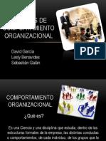 Modelo de Comport a Mien To Organizacional[1]
