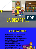 Disartria EXPO
