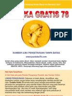 PG78 Dadi Membuat Buku Tamu Dengan Validasi E-Mail