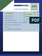 AIESEC UUM Newsletter 2011 Volume 3 Issue 4