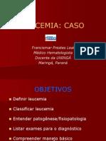 Leucemia Caso Clínico