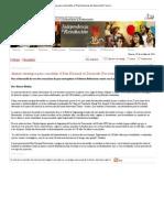 Alianza estratégica para consolidar el Plan Nacional de Desarrollo Ferroviario