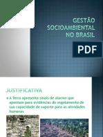 Gestao Socioambiental No Brasil