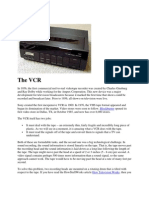 The VCR
