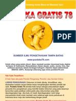 PG78 Onggo Konsep Dan Target Email Marketing