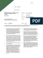 2509_Request for Survey - REVOLUCION