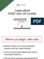 Creat eBook