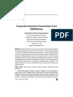 Comparative Study Over Classical Apriori and DSIM Methods
