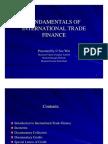 Fundimentals of International Trade Finance 1.10.07
