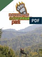 Balvanyos Adventure park