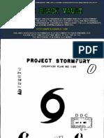 Project STORMFURY. Operation Plan No. 1-69