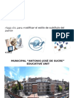ICT Project in Sucre