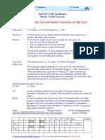 VG MVG Level+V2MaA1NVCO09+Arithmatics