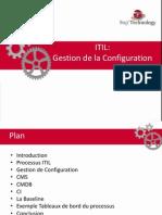 ITIL:Gestion Configuration