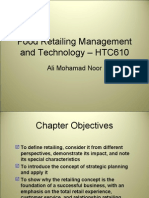 Chapter 1 - Introduction to Retailing