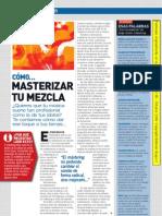 Masteriza Tu Mezclacon Cubase Izotope Wavelab