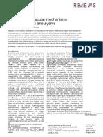Hamamsy Yacoub - 2009 - Cellular and Molecular Mechanisms of Thoracic Aortic Aneurysms